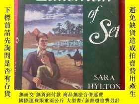 二手書博民逛書店The罕見Talisman of SetY188785 SARA