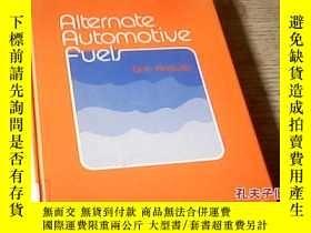 二手書博民逛書店Alternate罕見Automotive FuelsY2734