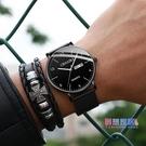 男士手錶 新概念超薄瑞士手錶男潮流學生機械防水夜光石英男士手錶新品【618大促銷】