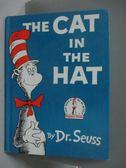 【書寶 書T3 /少年童書_XEY 】The Cat in the Hat_Seuss D