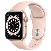 Apple Watch Series 6 GPS版-鋁金屬殼搭配運動型錶帶【40m】【愛買】