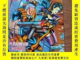 二手書博民逛書店Cable罕見#32 (Vol. 1, No. 32, June 1996) 漫威 電索Y16690 出