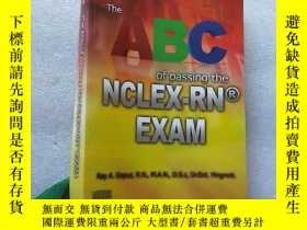 二手書博民逛書店THE罕見ABC of passing the NCLEX-RN