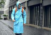雨衣-雨衣成人徒步戶外防水全身男女士套裝旅游旅行便攜式透明非一次性 花間公主
