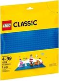 【LEGO樂高】CLASSIC 藍色底板#10714