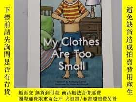 二手書博民逛書店LEVELED罕見BOOK · C My Clothes Are