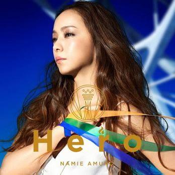 安室奈美惠 Hero CD (購潮8)