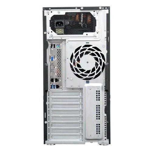 ASUS 華碩 TS500-E8-PS4 V2 直立式伺服器【Intel Xeon E5-2620 v4 2.1G / 8GB DDR4 2400 / DVD-RW】