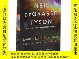 二手書博民逛書店黑洞之死罕見英文原版 Death by Black Hole: