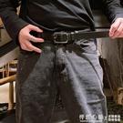 2021新款男士皮帶潮ins年輕人牛仔褲腰帶潮流仿 真皮褲帶休閑商務 怦然新品