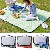 可折疊野餐布戶外便攜野餐墊防潮墊牛津布防水【英賽德3C數碼館】