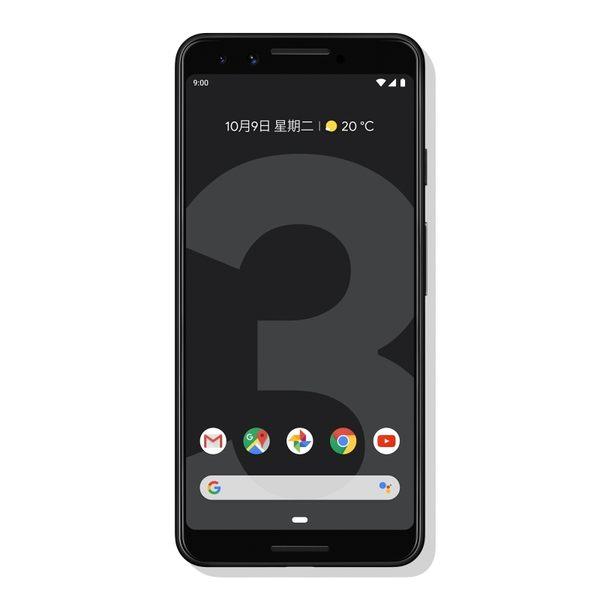 谷歌手機 Google Pixel 3 64G G013C 超班相機 國際版拆封新機 全頻率LTE 現貨完整盒裝 保固一年