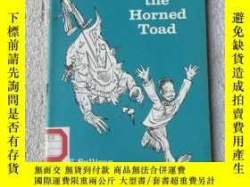 二手書博民逛書店Herman罕見the Horned Toad(館藏)Y2147