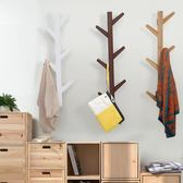 創意牆上掛鉤牆壁掛衣架臥室客廳玄關衣帽鉤北歐裝飾壁掛門後置物  igo 小時光生活館
