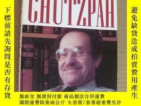 二手書博民逛書店Chutzpa:one罕見of the most importa