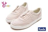 Keds MATCH PIONT 帆布鞋 女款 經典復刻牛巴戈休閒鞋 I9801#粉紅◆OSOME奧森鞋業