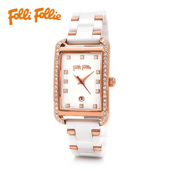 Folli Follie STYLE SWING系列腕錶