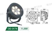 【燈王的店】舞光 LED 9W 投射燈 洗牆燈 洗柱燈 照樹燈 OD-3174