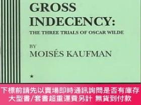 二手書博民逛書店Gross罕見IndecencyY255174 Moises Kaufman Dramatists Play