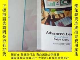 二手書博民逛書店Advanced罕見level student's book s