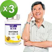OZMD歐力婕 專利PS磷脂質(90顆瓶)三瓶組