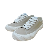 KANGOL 女款咖色帆布休閒鞋-NO.6952200230