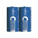 【奇奇文具】FUJITSU R14 2號碳鋅電池2入