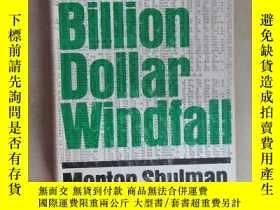 二手書博民逛書店外文書罕見The Billion Dollar Windfall
