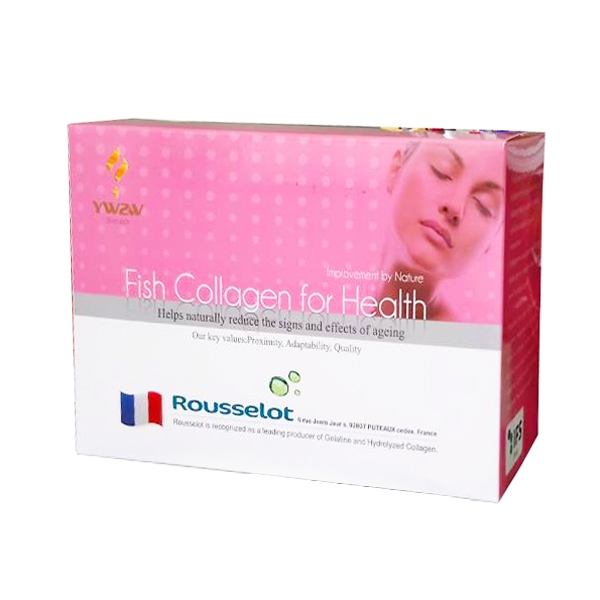 Rousselot 法國海洋水解膠原蛋白(5g x 30包)