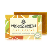 H&W英倫薇朵 繽紛甜橙手工香氛皂120g