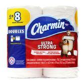 【美國 Charmin】超強韌捲筒衛生紙(154張x4捲/串)