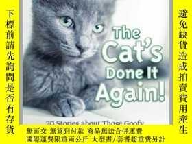 二手書博民逛書店Chicken罕見Soup for the Soul: The Cat s Done It Again!Y41