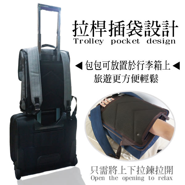 【Sylvain Lefebvre希梵】崇尚簡約時尚系列-大容量完美收納 男包 後背包