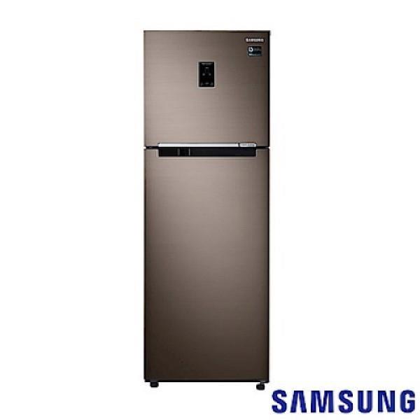 【南紡購物中心】SAMSUNG三星 RT32K553FDX/TW 奢華棕 323L 雙循環雙門冰箱