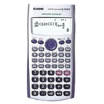 CASIO 卡西歐 FX-570ES PLUS 科學型標準計算機 工程用