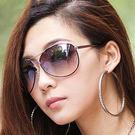 太陽眼鏡- 新款時尚潮流偏光女墨鏡3色5...