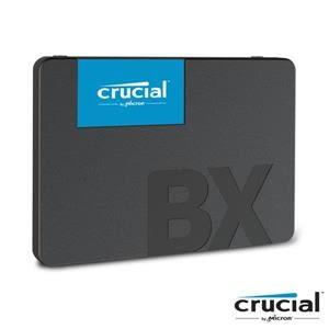 【綠蔭-免運】Micron Crucial BX500 480GB SSD