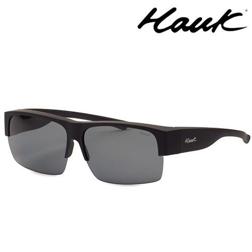 HAWK偏光太陽套鏡(眼鏡族專用)HK1604-02