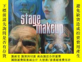 二手書博民逛書店Stage罕見Make-up: The Actor s Comp