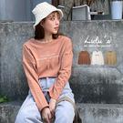 LULUS-L韓製-1983字母圓領T恤-3色  【01190904】