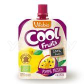 倍優 babybio 優鮮果-蘋果 、百香果 、香蕉90g