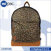 mi pac 後背包 740203-320 全豹紋 Custom Leopard系列 電腦後背包 MyBag得意時袋