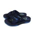 G.P (GOLD PIGEON) 阿亮代言 戶外拖鞋 防水 深藍色 男鞋 G1570M-20 no547