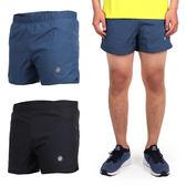 ASICS 男涼感3.5吋平織短褲(免運 慢跑 路跑 亞瑟士≡排汗專家≡