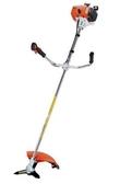 [ 家事達 ] 德國 STIHL-專業 側背式硬管割草機- 30.8 cc 特價 好發動/耐用/高品質