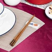 箸福造型木筷23CM-生活工場