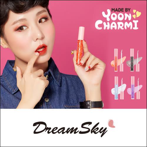 韓國 Apieu 星空 人魚 眼淚 唇釉 唇彩 唇蜜 唇露 亮彩 (3.8g/支) DreamSky