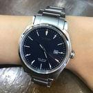 [萬年鐘錶] Eco Drive GENT'S 光動能時尚 男錶  藍寶石玻璃  深藍錶面  日期顯示 41mm BM7360-82L