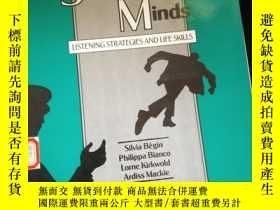 二手書博民逛書店Suspicious罕見Minds LISTENING STRATEGIES AND LIFE SKILLS.