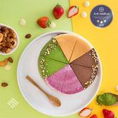 品好乳酪 - 派對組合 四種口味-經典、抹茶、生巧克力、仲夏莓果 6吋 -【 A.A.無添加三星認證 】